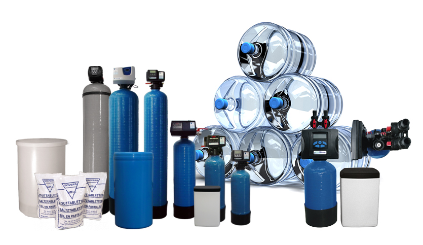 Govers Water Services, Waterontharder, Wateronharders, Water, Coolers, Watercoolers, Zout