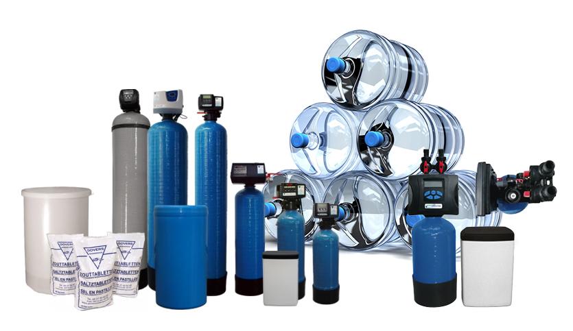 waterbehandeling, waterontharder, zout